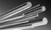 <h3>Precision round steel peeled/rough-turned</h3> 500 mm